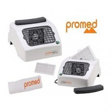 promed nailfan afzuiging wit